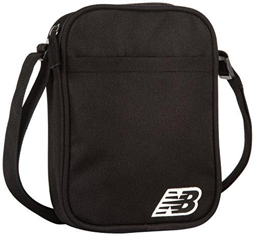 New Balance p-city Tasche Umhängetasche Einheitsgröße schwarz (Cross Patch Body)