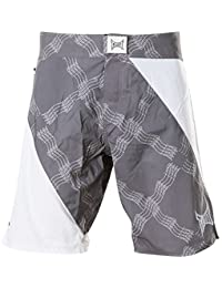 Tapout Shorts Upper Division Grau/Weiß