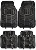 #8: ATZ Pakcypoda Universal Floor Mat (Set of 4, Black)