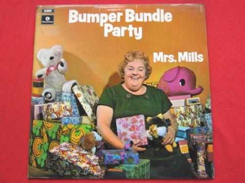 Ex-bundle (Mrs Mills Bumper Bundle Party LP Parlophone PCS7117 EX/EX 1970)
