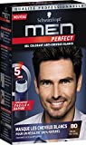 Schwarzkopf - Men Perfect - Gel Colorant Anti-Cheveux Blancs - Brun Naturel 80