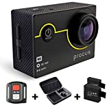 #3: Procus Rush | 23 Accessories Full Pack (Includes Bag + Remote+ 1 Extra Battery + Curved Mount) | 4K Sports Action Camera HD Waterproof DV Camcorder 16MP with WiFi