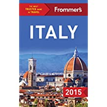 Frommer's Italy 2015 (Color Complete Guide)