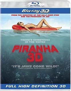 Piranha [Blu-ray] [2010] [US Import] (B002ZG98L4) | Amazon price tracker / tracking, Amazon price history charts, Amazon price watches, Amazon price drop alerts