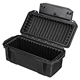 KUNSE Outdoor Stoßfest Wasserdichte Boxen Survival Luftdichten Kofferhalter Storage Matches Tools Travel Sealed Containers Aufbewahrungs Feld