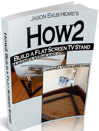 How2 Build a Flat Screen TV Stand (English Edition)