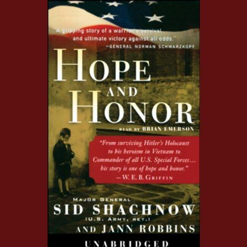 Hope and Honor  Audiolibri