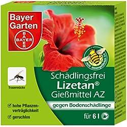 BAYER Schädlingsfrei Lizetan Gießmittel 30 ml für 120 Liter Erdsubstrat
