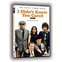 I Didn't Know You Cared Series One [Region 2] by John Comer