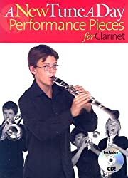A New Tune a Day - Performance Pieces for Clarinet by Ned Bennett (2006-01-01)
