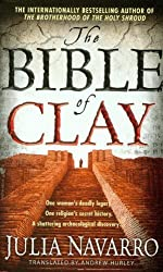 The Bible of Clay by Julia Navarro (2009-01-27)