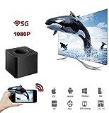 5g HDMI RJ45Wifi Display Dongle mit LAN AV Lautsprecher, aappy Drahtlos 1080p Mini Display Receiver mit AV Ausgang und Festzelt Licht HDMI TV Miracast DLNA Airplay für iOS/Android/Windows/Mac