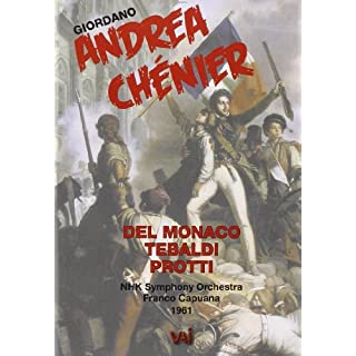 Umberto Giordano - Andrea Chenier - Giordano [1961] [DVD]