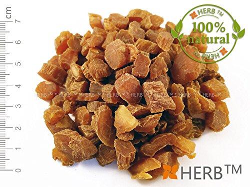 GINSENG ROTE WURZEL, 5 JAHRE ALT – GESCHNITTEN 50g Panax ginseng, root (wurzeln)