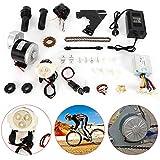 YiWon Parti elettriche della Bicicletta della unità di Controllo del regolatore del Motore di conversione della Bicicletta elettrica per la Macchina della E-Bici da 22-28 Pollici 24V 350W