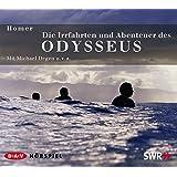 Die Irrfahrten und Abenteuer des Odysseus: Hörspiel (4 CDs)