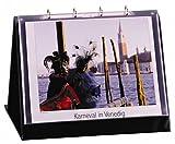Durable 857201 Tischflipchart, mit 10 Hüllen aus Folie, A3 quer, 450 x 330 x 365 mm, schwarz