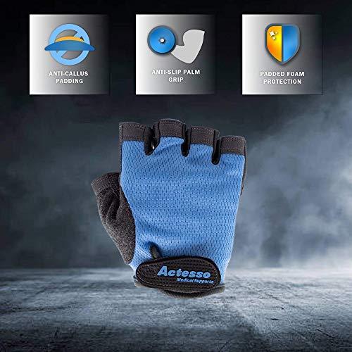 Zoom IMG-3 actesso guanti da allenamento imbottiti