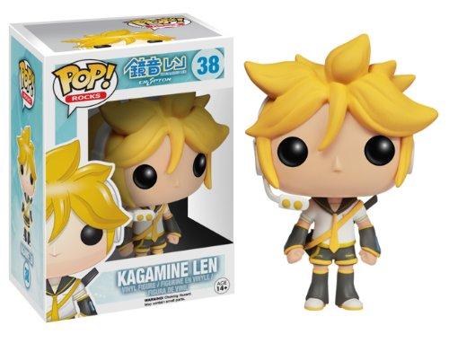 Funko - Kagamine Len - Con cabeza móvil