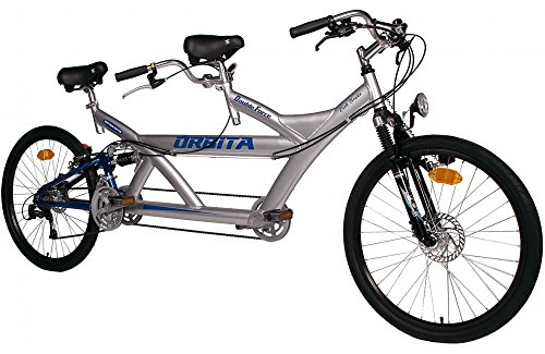 ORBITA - TANDEM ORBITA DOUBLE FORCE ALUMINIO 24V
