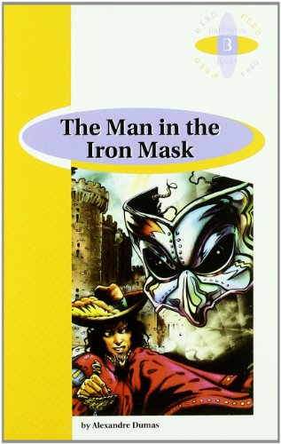 The Man In The Iron Mask. 4º ESO por Vv.Aa.