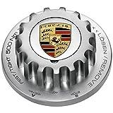 Porsche Design-Apribottiglie Centrelock Crest