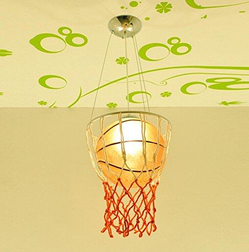 AMZH Kinder Basketball Pendelleuchte LED 7W 110V 220V E27 30cm * 30cm