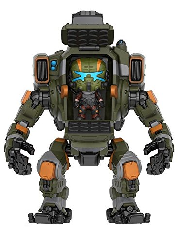 Pop! Games: Titanfall 2 - Jack And Bt (15Cm) #132 Vinyl Figures