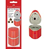 Faber-Castell Trio Anspitzer Red Sharpener