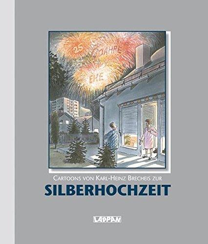 Cartoons zur Silberhochzeit: Lappans Cartoon Geschenke