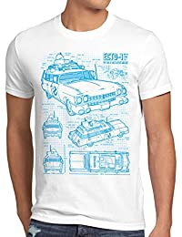 style3 ECTO-1 SOS Homme T-Shirt