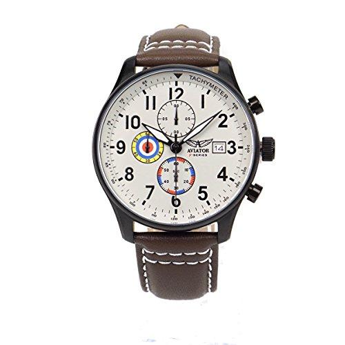 Aviator AVW2044G292 Reloj de Hombres