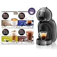 De Longhi 0132180647 Maschine für Kaffee Espresso und andere Getränke, 60 W, 0.8 liters, schwarz/grau