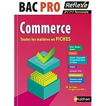 Toutes les matières en FICHES - BAC PRO Commerce