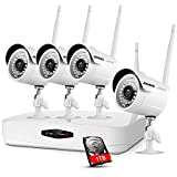 Annke Wireless Surveillance Camera Systems - Best Reviews Guide