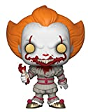 Funko Vinyl: It 2017: Pennywise w/Severed Arm (Exclusivo) Pop Vinilo,...