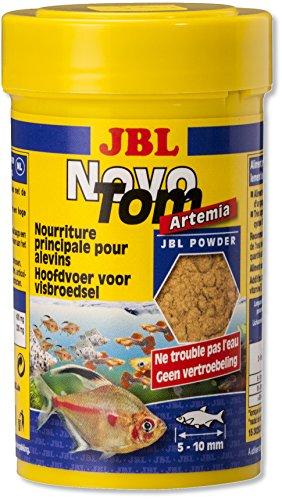 Jbl Novo Tom artemia salina liofilizzata in polvere g.60/ml 100