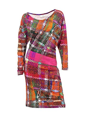 Heine - Robe - Opaque - Femme Multicolore Multicolore Multicolore - Multicolore