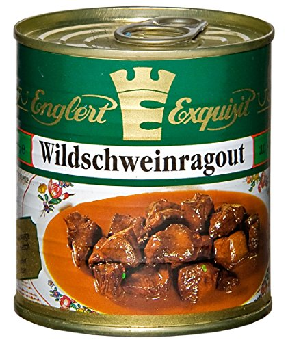 ENGLERT Wildschweinragout/Dose, 1er Pack (1 x 300 g)