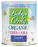 Best Organic Newborn Formulas - Baby's Only Organic Dairy with DHA & ARA Review