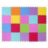 Tappeto puzzle set 10 pz cm.30x30 lettere  INNOVA SRL