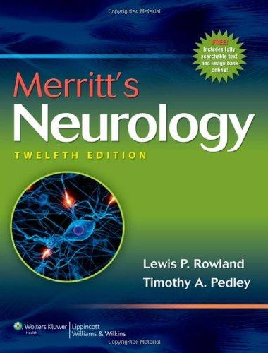 Merritt's Neurology (Neurology (Merritt's)) by Lewis P. Rowland (2009-12-01)