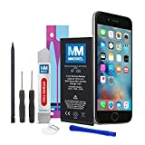 MMOBIEL Batterie pour iPhone 6S Li-ION 3,8v 1715 mAh 6.91 WHR Inclus Trousse d'outils Professionnelle et Manuel d'instructions