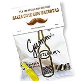 Lustige Gummibierchen (1x150g) Vatertag-Edition von Vaterbier, Geschenk für Papa, Vatertag 2018