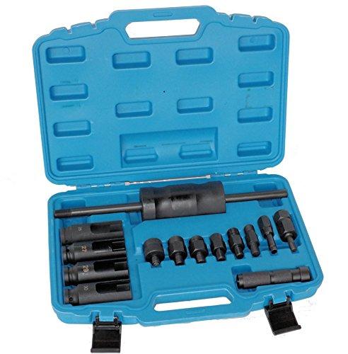 ROTOOLS Injektoren Injektor Einspritzdüsen Auszieher Auszieh Werkzeug passend für Denso Bosch Delphi Siemens 1299