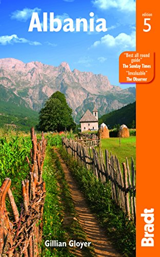 Albania ([Bradt Travel Guide] Bradt Travel Guides) por Gillian Gloyer