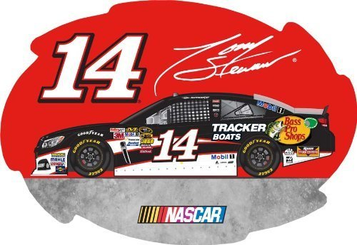 14-nascar-2-pack-swirl-magnet-tony-stewart-2-pack-swirl-magnet-new-for-2014-by-r-and-r-imports