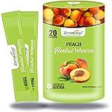 Zindagi Peach Herbal Infusion - 20 Sachets (Single Unit)