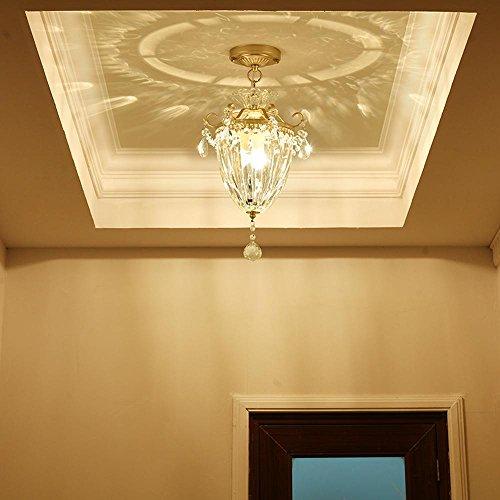 Moderne K9 Cristal Plafond Creative Plafond Lampe Personnalisé Mode Argent Clair Pendentif de Couleur Éclairage Intérieur Cuivre Lampe Titulaire Clair