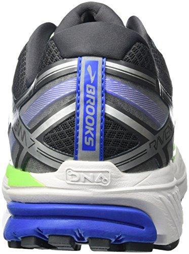 Brooks Ravenna 7, Scarpe da Corsa  Uomo Multicolore Grün Grau Blau   Corsa 048f13